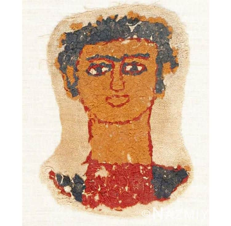 5th Century Coptic Egyptian Textile Nazmiyal