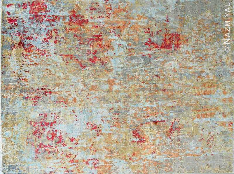 Trendsetting Abstract Contemporary Rug Nazmiyal