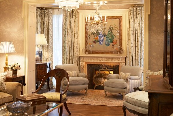 Interior Decorating with Antique Rugs by Nazmiyal