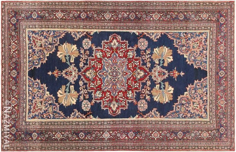 Antique Persian Khorassan Rug Nazmiyal