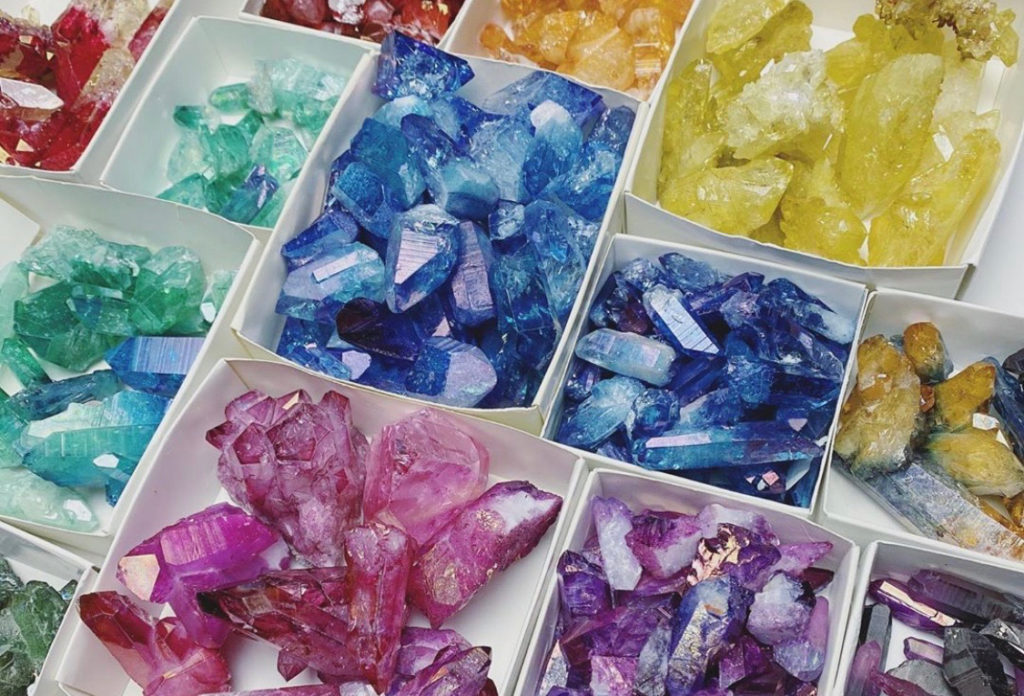 Crystals   The Repubulic of Toma